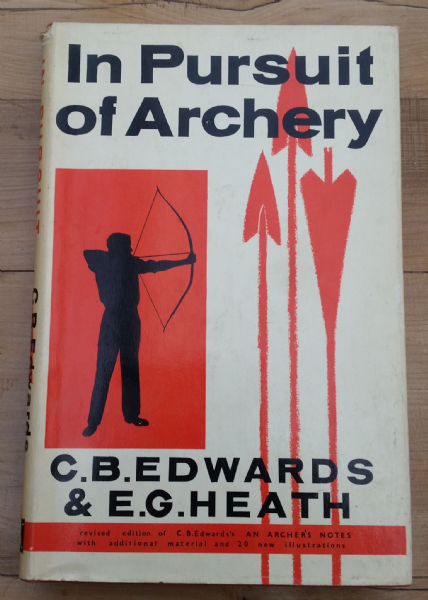 In Pursuit of Archery    Edwards and Heath, book